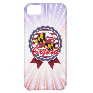 Oxford MD iPhone 5C Covers