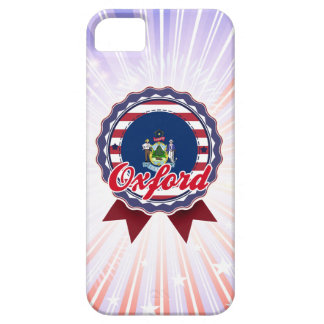 Oxford ME iPhone 5 Cases