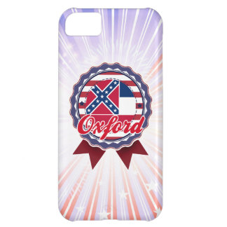 Oxford MS iPhone 5C Covers