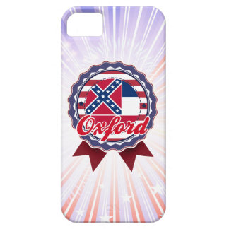 Oxford MS iPhone 5 Cover