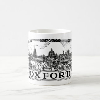 Oxford Basic White Mug