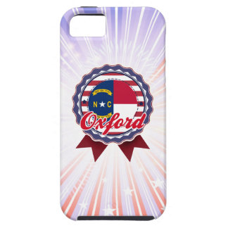 Oxford NC iPhone 5 Case