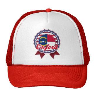 Oxford, NC Hat