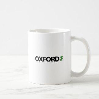 Oxford New Jersey Coffee Mug