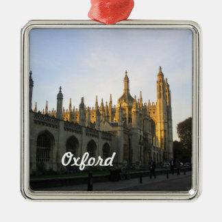 Oxford Ornament