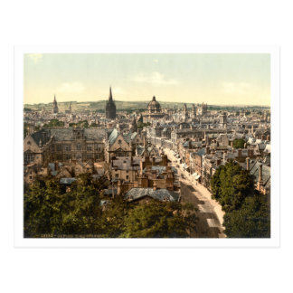 Oxford, Oxfordshire, England Postcard