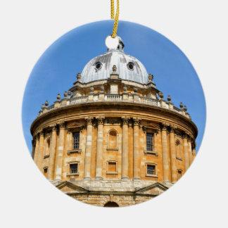 Oxford, Oxfordshire, England Round Ceramic Decoration