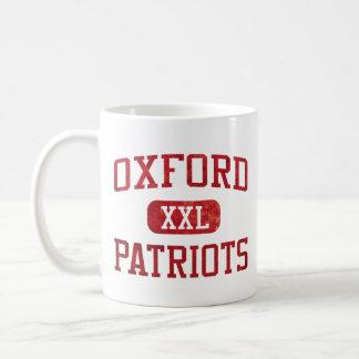 Oxford Patriots Athletics Coffee Mugs