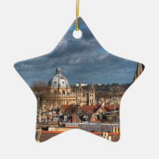 Oxford Skyline Christmas Ornament
