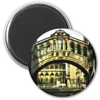 Oxford snapshot 091 The MUSEUM Zazzle Gifts copy 6 Cm Round Magnet