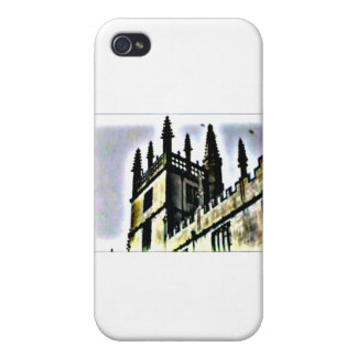 Oxford snapshot 099a The MUSEUM Zazzle Gifts Case For iPhone 4