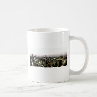 Oxford snapshot Panorama Rooftops The MUSEUM Zazzl Coffee Mug