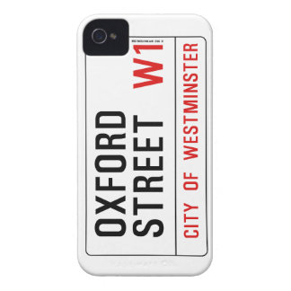 Oxford Street iPhone 4 Cases