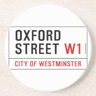 Oxford Street Coaster