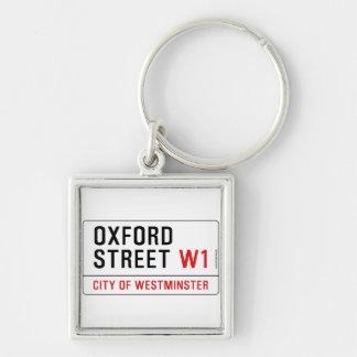 Oxford Street Keychain