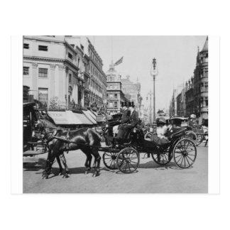 Oxford Street London 1904, England U.K. Postcards