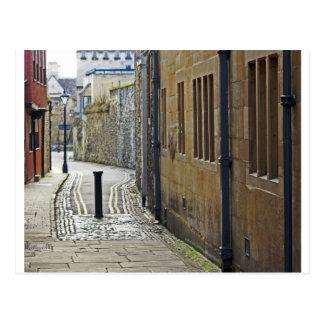 Oxford Streets, UK Postcard