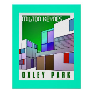 Oxley Park poster art