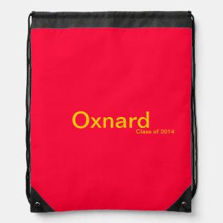 Oxnard Class of 2014 Rucksacks