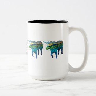 """Oxtentatious"" Mug"