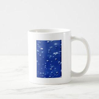 Oxygen Bubbles in Water Coffee Mug