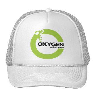 Oxygen Cap Trucker Hat