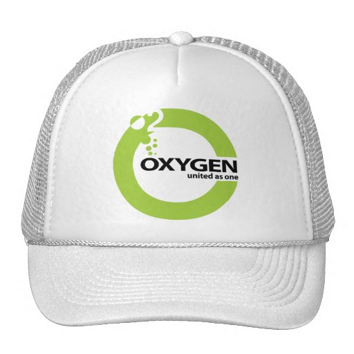 Oxygen Cap Mesh Hats