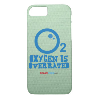 Oxygen Is Overrated iPhone 8/7 Case