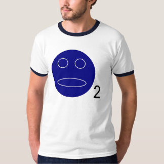 Oxygen Morons Logo Ringer T-Shirt
