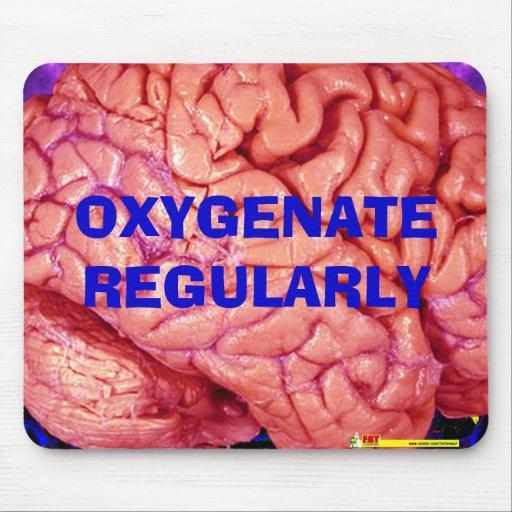 OXYGENATE 2 - Mousepad