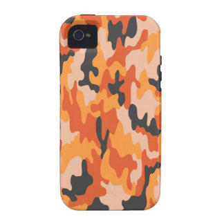 Oxygentees Camo Vibe iPhone 4 Cover