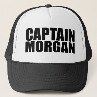 Oxygentees Captain Morgan Trucker Hat