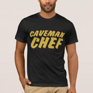 Oxygentees Caveman Chef T-Shirt