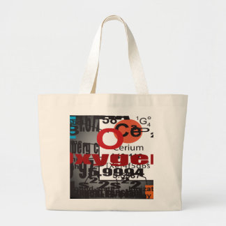 Oxygentees CERIUM Jumbo Tote Bag