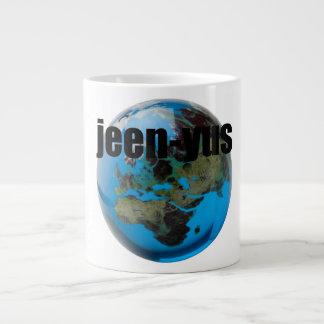 Oxygentees jeen-yus Jumbo Mug