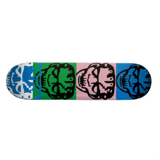 Oxygentees Old School Dude Skateboard Deck