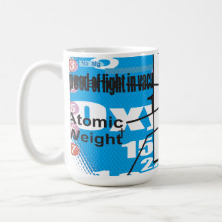 Oxygentees Oxygen Weight Mug