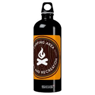 Oxygentees Parks & Recreation SIGG Traveller 1.0L Water Bottle