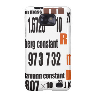 Oxygentees Periodic Table Samsung Galaxy S2 Cases
