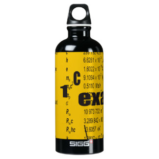 Oxygentees Periodic Table Liberty SIGG Traveller 0.6L Water Bottle