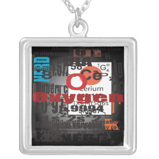 Oxygentees Periodic Table Necklace