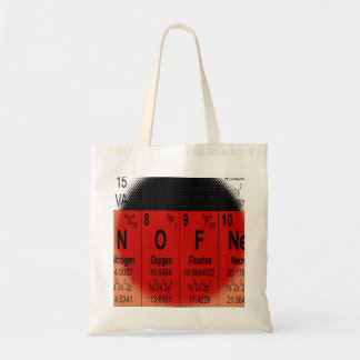 Oxygentees Periodic Table Bags