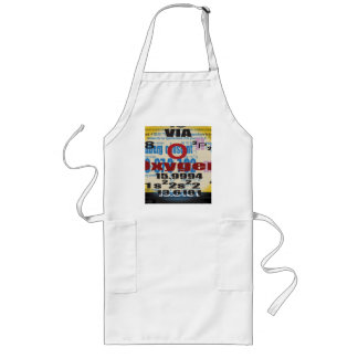 Oxygentees Romberg Constant Long Apron