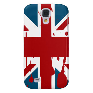 Oxygentees Union Jack Samsung Galaxy S4 Covers