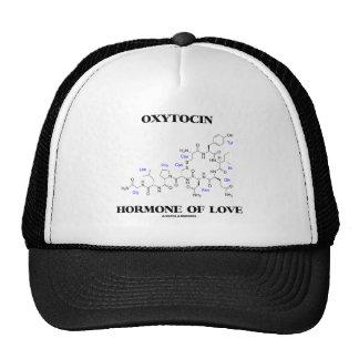 Oxytocin Hormone Of Love (Chemistry) Trucker Hat