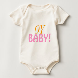 OY BABY! BABY BODYSUIT