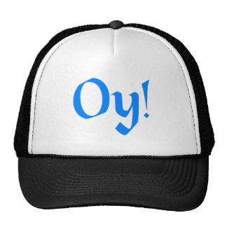 Oy! Cap