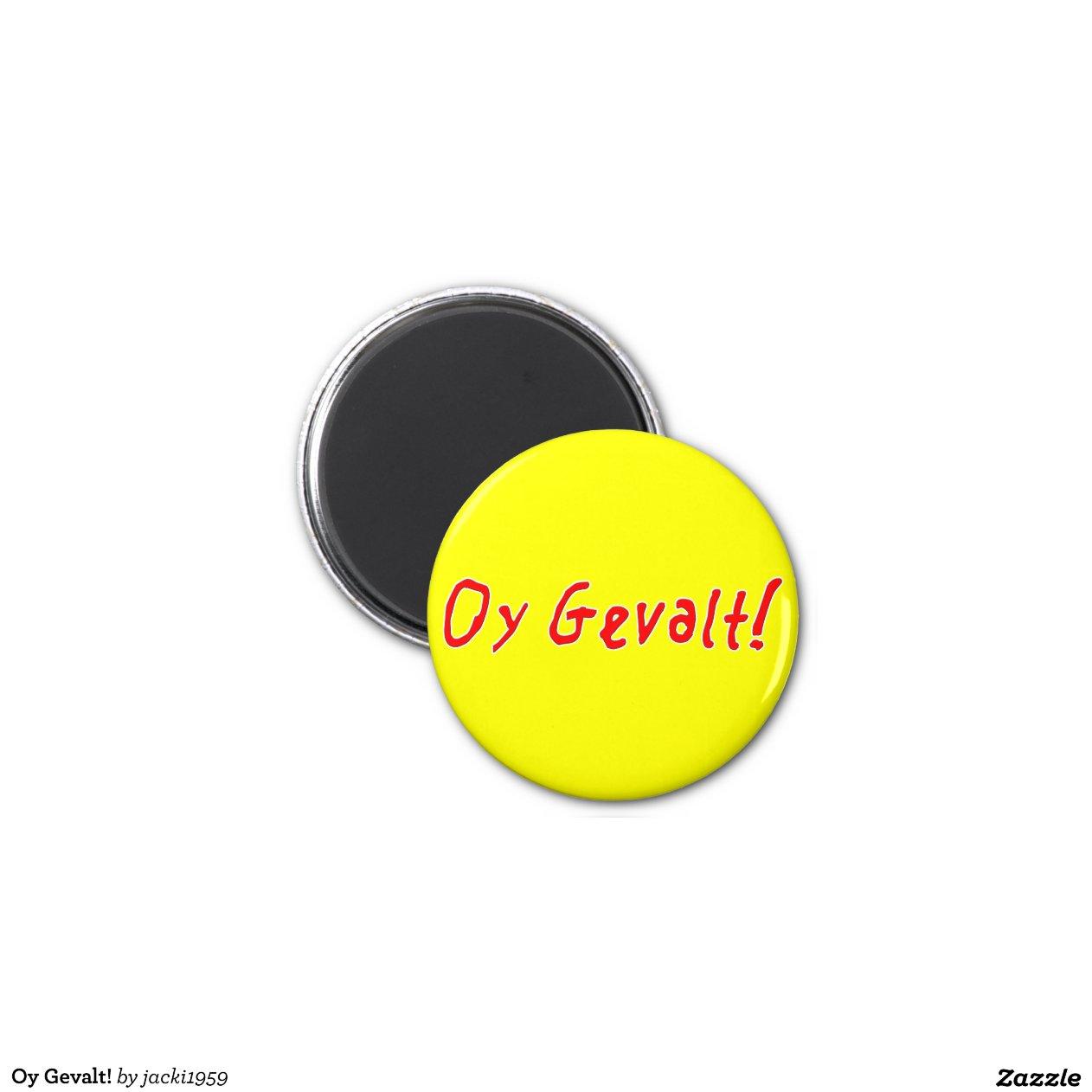 Oy Vey Gevalt