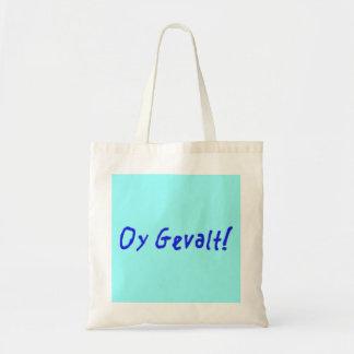 Oy Gevalt! Tote Bag
