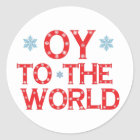 OY to the World Stickers